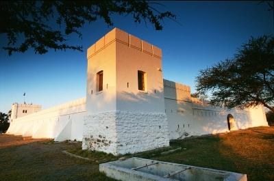 Deutsches Fort âNamutoniâ im Etosha Park