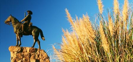 Reiterdenkmal der Deutschen Schutztruppen in Windhoek