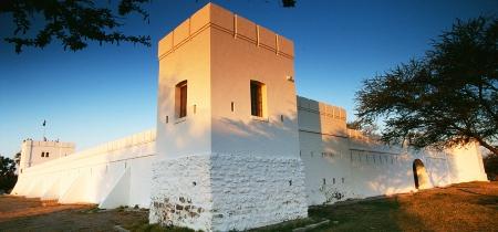 "Deutsches Fort ""Namutoni"" im Etosha Park"