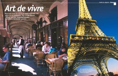 Frankreich entdecken