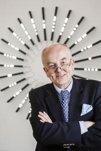 Robert Simon ist Direktor des Kunstmuseum Celle
