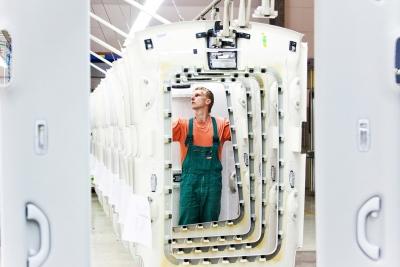 Produktion für Auto-Innenverkleidung
