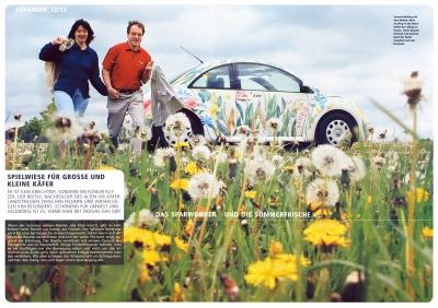 Ausfliug mit dem Erdgas-Beetle
