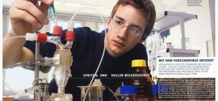 Tobias Hahn, Gewinner bei