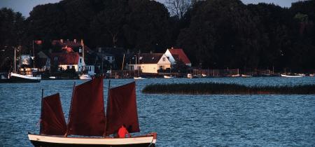 """In der Fischerseidlung Holm pflegt man die Tradition der Totengilde """"Holmer Beliebung"""""""